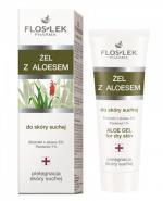 FLOS-LEK Żel z aloesem - 50 ml - Apteka internetowa Melissa