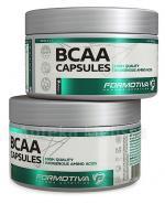 FORMOTIVA BCAA CAPSULES - 120 kaps. - Apteka internetowa Melissa