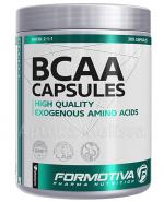 FORMOTIVA BCAA CAPSULES - 300 kaps. - Apteka internetowa Melissa