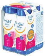 FREBINI ENERGY DRINK O smaku truskawkowym - 4 x 200 ml - Apteka internetowa Melissa