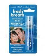 FRESH BREATH Odświeżacz do ust miętowy - 10 g - Apteka internetowa Melissa