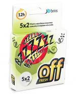 FRESH OFF Plastry zapachowe nasączone naturalnym olejkiem citronella - 10 szt. - Apteka internetowa Melissa