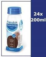 FRESUBIN PROTEIN ENERGY DRINK O smaku czekoladowym - 24 x 200 ml - Apteka internetowa Melissa