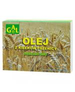 GAL Olej z kiełków pszenicy - 60 kaps. - Apteka internetowa Melissa