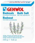 GEHWOL BADESALZ Sól do kąpieli - 250 g - Apteka internetowa Melissa