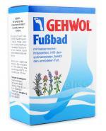 GEHWOL FUSSBAD Sól do kąpieli z balsamicznymi olejkami z lawendy, rozmarynu i tymianku - 250 g - Apteka internetowa Melissa