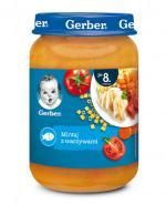 GERBER OBIADEK Smakowita rybka z warzywami po 8 miesiącu - 190 g - Apteka internetowa Melissa