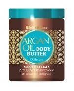GLYSKINCARE ARGAN OIL BODY BUTTER Masło do ciała z olejem arganowym - 300 ml - Apteka internetowa Melissa