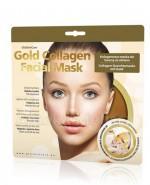 GLYSKINCARE Gold Collagen Facial Mask Kolagenowa maska do twarzy ze złotem - 1 szt.  Data ważności: 2018.03.30 - Apteka internetowa Melissa