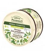 GREEN PHARMACY Matujący krem normalizujący zielona herbata - 150 ml - Apteka internetowa Melissa