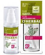 O`HERBAL Fluid do włosów farbowanych z ekstraktem z macierzanki tymianku - 50 ml - Apteka internetowa Melissa
