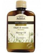 GREEN PHARMACY Olejek do masażu neutralny - 200 ml - Apteka internetowa Melissa