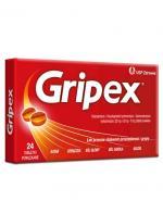 GRIPEX  - 24 tabl. - Apteka internetowa Melissa