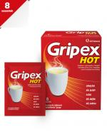 GRIPEX HOT - 8 sasz. - Apteka internetowa Melissa