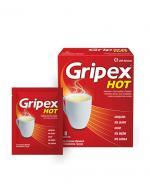 GRIPEX HOT - 8 sasz.