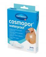 Hartmann Cosmopor Przezroczysty chłonny opatrunek samoprzylepny 10 cm x 8 cm - 5 szt. - cena, wskazania, właściwości