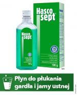 HASCOSEPT Roztwór do stosowania w jamie ustnej 1,5 mg/g - 100 g Lek na stany zapalne w jamie ustnej - cena, opinie, wskazania