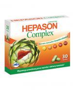 HEPASON COMPLEX - 30 kaps. - Apteka internetowa Melissa