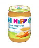 HIPP BIO Zupka jarzynowa z indykiem po 5 miesiącu - 190 g - Apteka internetowa Melissa