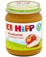 HIPP BIO Brzoskwinie po 4 miesiącu - 125 g - Apteka internetowa Melissa