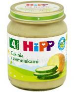 HIPP BIO Cukinia z ziemniakami po 4 miesiącu - 125 g - Apteka internetowa Melissa