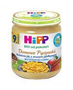 HIPP BIO DOMOWE PYSZNOŚCI Naleśniczki z musem jabłkowym po 9 miesiącu - 200 g - Apteka internetowa Melissa