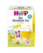 HIPP BIO Herbatka na dobre samopoczucie bez cukru - 15 x 0,36 g - Apteka internetowa Melissa