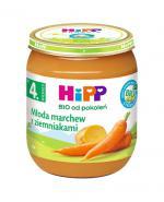 HIPP BIO Młoda marchew z ziemniakami po 4 miesiącu - 125 g - Apteka internetowa Melissa