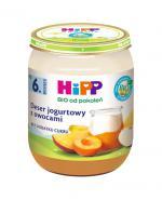 HiPP BIO Owocowy Duet Deser jogurtowy z owocami po 6. miesiącu - 160 g  - Apteka internetowa Melissa