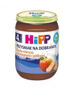 HIPP BIO PRZYSMAK NA DOBRANOC Kaszka mleczna z biszkoptami i jabłkami po 4 m-cu - 190 g - Apteka internetowa Melissa