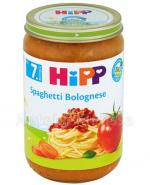 HIPP BIO Spaghetti bolognese po 7 miesiącu - 220 g - Apteka internetowa Melissa