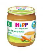 HIPP BIO Zupka jarzynowa krem po 4 miesiącu - 125 g - Apteka internetowa Melissa