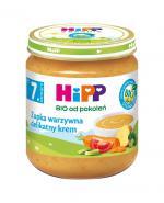 HIPP BIO Zupka warzywna delikatny krem po 7. miesiącu - 200 g - Apteka internetowa Melissa