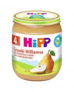 HIPP Gruszki Williamsa po 4 miesiącu - 125 g - Apteka internetowa Melissa