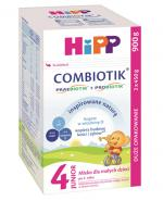 HIPP JUNIOR COMBIOTIK 4 Mleko dla małych dzieci po 2. roku życia - 900 g