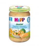 HIPP Makaron z łososiem marchewką i brokułami po 15. miesiącu - 250 g - Apteka internetowa Melissa