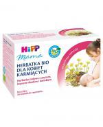 HIPP MAMA Herbatka bio dla kobiet karmiących - 20 sasz. - Apteka internetowa Melissa