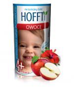HOFFTI NA SPOKOJNY DZIEŃ OWOCE Granulowany napój błyskawiczny od 4 m-ca - 180 g  - Apteka internetowa Melissa