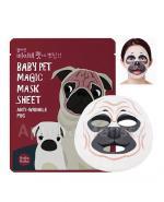 HOLIKA HOLIKA Baby Pet Magic Mask Sheet Pug maseczka na bawełniane płachcie - 1 szt. - Apteka internetowa Melissa