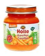 HOLLE BIO Danie dla niemowląt marchewka - 125 g - Apteka internetowa Melissa