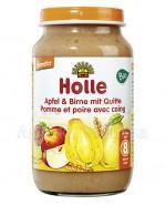 HOLLE Deser jabłko, banan i pigwa - 220 g - Apteka internetowa Melissa