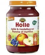 HOLLE Deserek Jabłko z czarną jagodą - 190 g