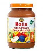 HOLLE Deserek Jabłko ze śliwką - 190 g