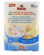 HOLLE JUNIOR Musli wieloziarniste corn flakes - 25 g - Apteka internetowa Melissa