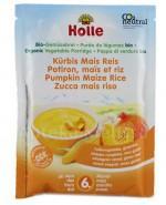HOLLE Kaszka warzywna z dynią, kukurydzą i ryżem - 25 g - Apteka internetowa Melissa