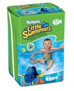 HUGGIES LITTLE SWIMMERS Pieluchomajtki dla chłopca Rozmiar 3-4, 7-15 kg - 12 szt. - Apteka internetowa Melissa