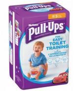 HUGGIES PULL-UPS Pieluchomajtki dla chłopca rozmiar S 8-15 kg - 16 szt. - Apteka internetowa Melissa