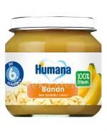 HUMANA 100% ORGANIC Banan - 80 g - Apteka internetowa Melissa