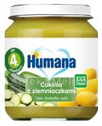HUMANA 100% ORGANIC Cukinia z ziemniakami - 125 g - Apteka internetowa Melissa