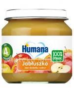 HUMANA 100% ORGANIC Jabłuszko - 80 g - Apteka internetowa Melissa